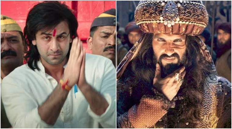 Sanju actor Ranbir Kapoor on competition with Ranveer Singh
