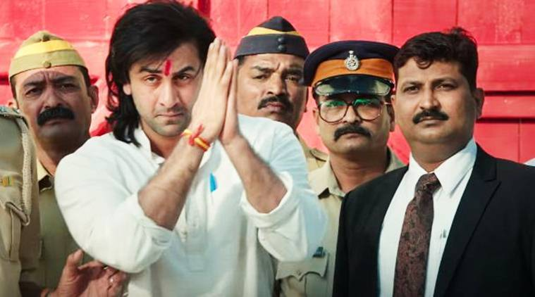Image result for film sanju