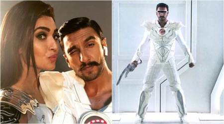 Ranveer Singh teams up with Karishma Tanna for his next commercial