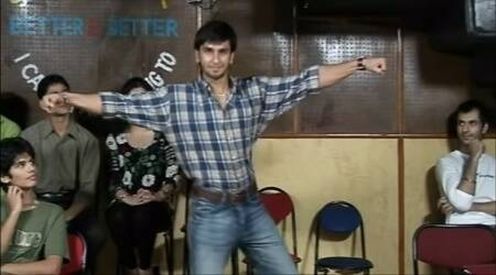 WATCH: Ranveer Singh's old video of dancing in 'his first acting class' is the perfect birthday throwback
