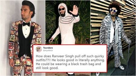 The funniest jokes Ranveer Singh's wacky fashion sense inspired on the Internet