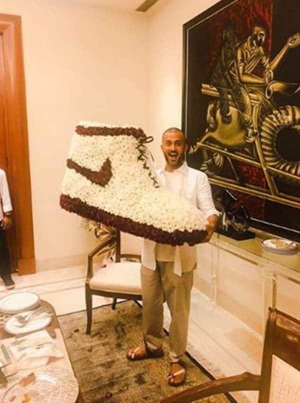 Rhea Kapoor gift to Anand Ahuja