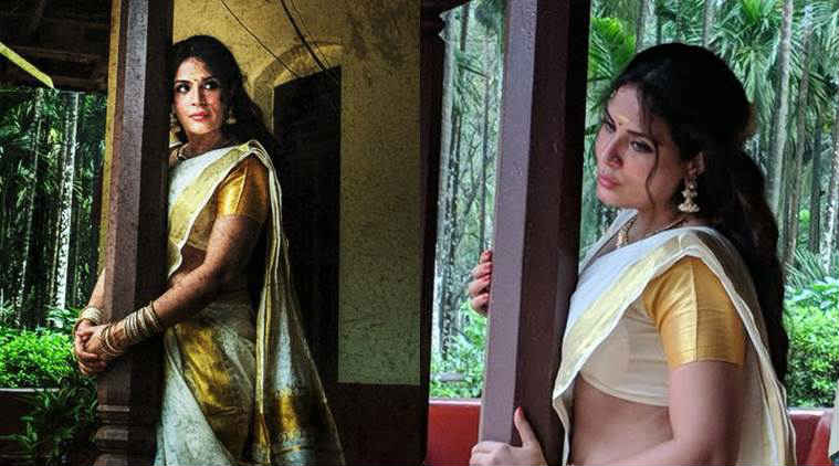 richa chadha first look in shakeela