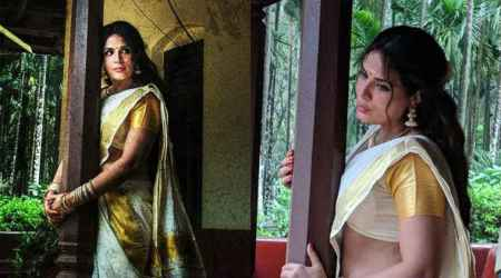 Shakeela biopic first look: Richa Chadha dons a saree