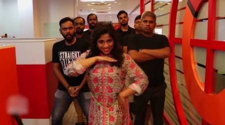 RJ Malishka is back; this time she mocks BMC with 'Geli Mumbai Khadyat'
