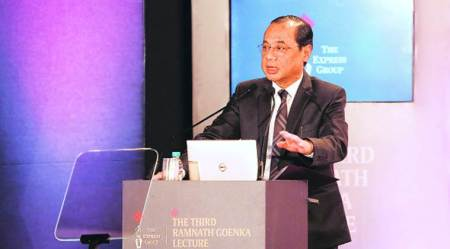 Ramnath Goenka Memorial Lecture: A Vision of Justice