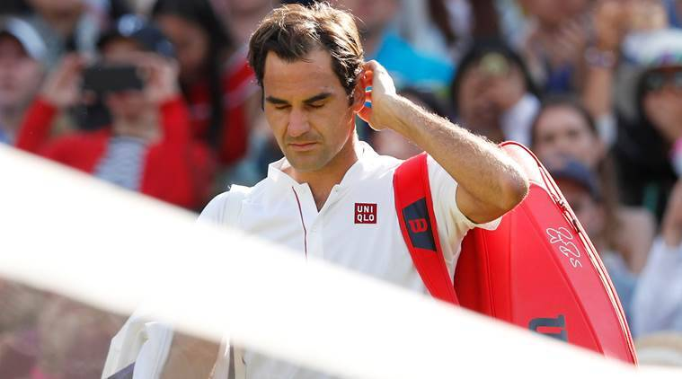 I'm not sure: Roger Federer fails to explain his Wimbledon 2018 loss to Kevin Anderson