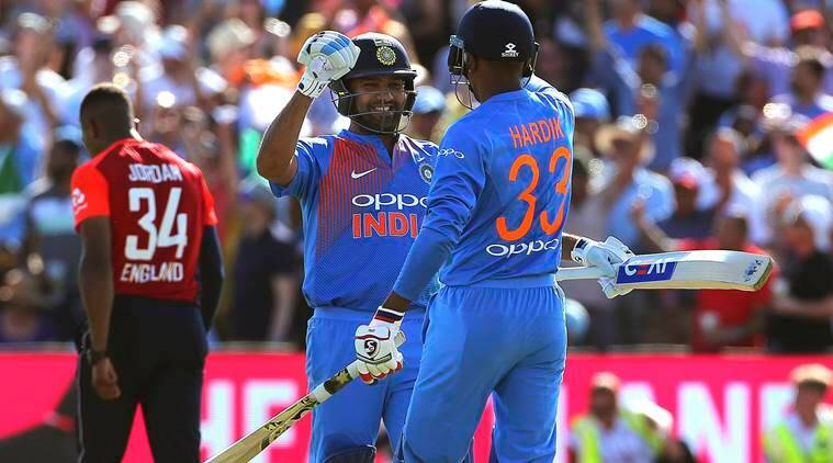 India vs England: Rohit Sharma becomes second batsman to score three T20I centuries