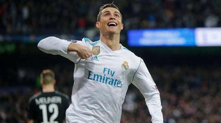 Legendary striker Ronaldo leaving Real Madrid for Juventus