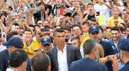 Players of my age go to Qatar or China, says Cristiano Ronaldo at Juventus unveiling
