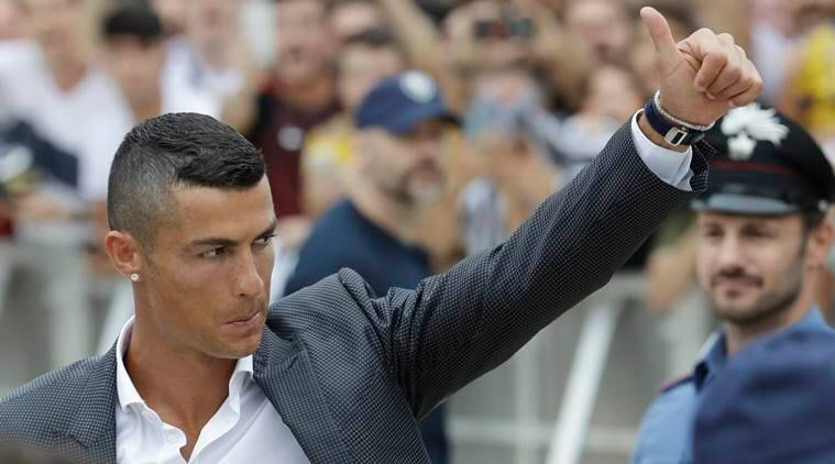 Ronaldo given two-year prison sentence over tax charges