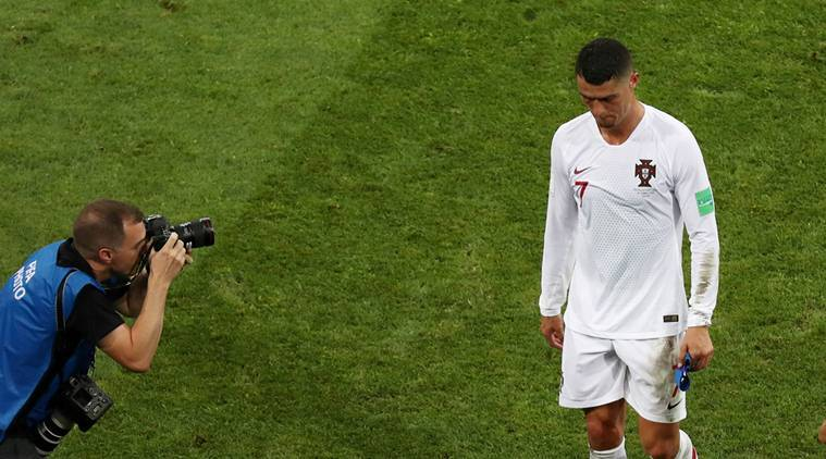 FIFA World Cup 2018, Cristiano Ronaldo, Cristiano Ronaldo Portugal, Portugal Cristiano Ronaldo, sports news, football, Indian Express
