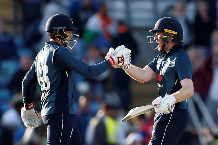 India vs England, 3rd ODI: Joe Root, Eoin Morgan lead England to 2-1 win series win