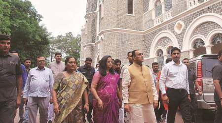 Mohandas Gandhi Vidyalaya: CM Rupani 'expresses satisfaction' over progress of work