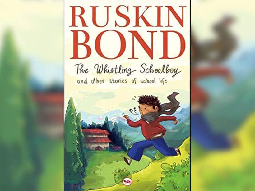 Ruskin bond, Short stories, parenting, children's book, friends, kids, indian express, indian express news