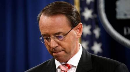US election hacking: Justice department indicts 12 Russian intelligenceofficers