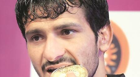 Sachin Rathi shows class, ends gold drought for India on the wrestlingmat