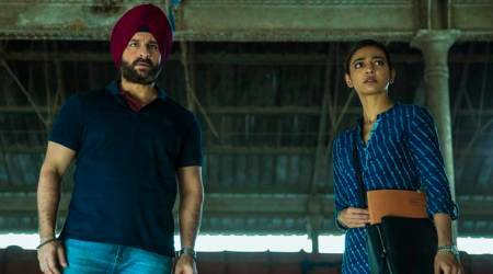 Sacred Games first impression: Saif Ali Khan's Netflix series is intriguing enough to binge-watch