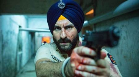Novel character: Mumbai in Sacred Games is just one of many cities to play a pivotal role in a book