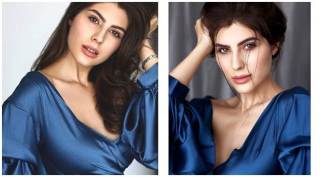 Meet Sacred Games actor Elnaaz Norouzi