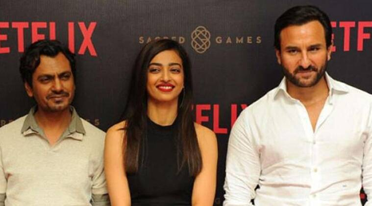 The three lead actors of Sacred Games on their experience of being part of the recent Netfix series