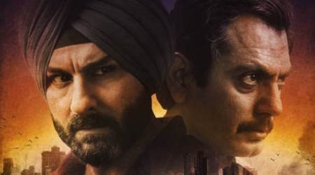Sacred Games actor Saif Ali Khan: Cop-mafia stories are really romantic