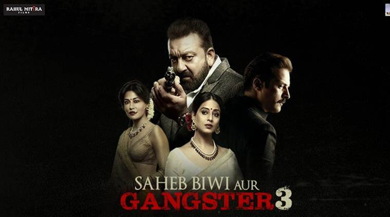 Saheb Biwi Aur Gangster 3 2018 Movie Counter