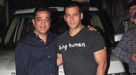 Dus Ka Dum: Salman Khan and Kamal Haasan to share screen space