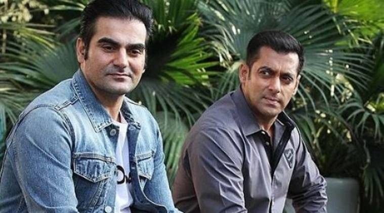 salman khan talks about brother arbaaz khan