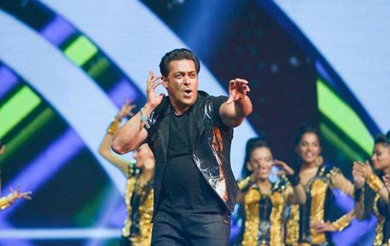 salman khan is on a dabangg tour