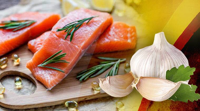 From garlic to salmon: Include these 10 foods in your diet