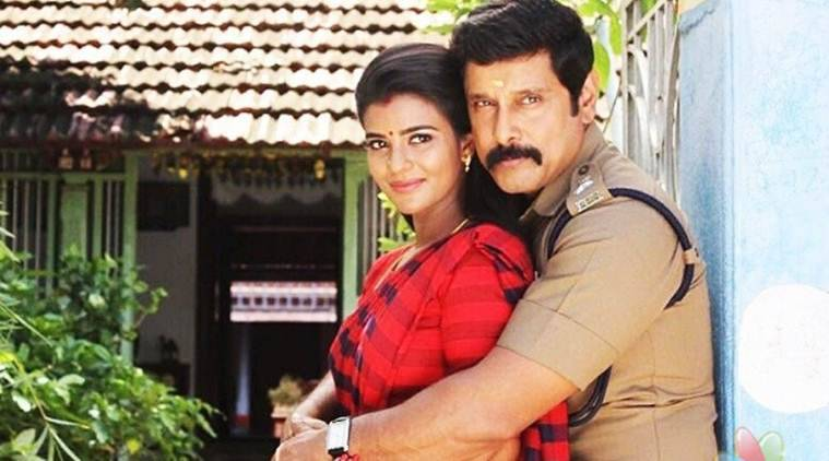 Aishwarya Rajessh to share screen space with Vikram in Saamy 2