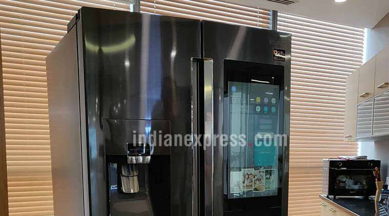 At Rs 2.8 lakh, bring home a Samsung fridge that is smart enough to read out news, suggestrecipes