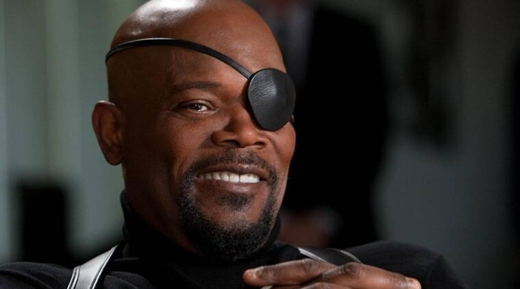 First look at young Nick Fury from 'Captain Marvel'