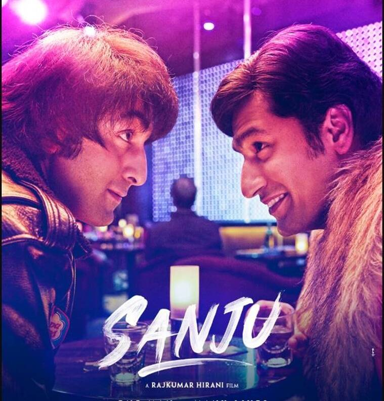 vicky kaushal look from sanju
