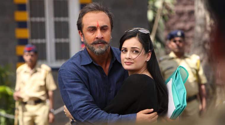 Sanju stars Ranbir Kapoor