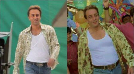 Sanju making: Here's how Ranbir Kapoor became Munna Bhai