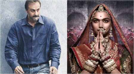 Sanju and Padmaavat get most nominations at Indian Film Festival of Melbourne Awards 2018