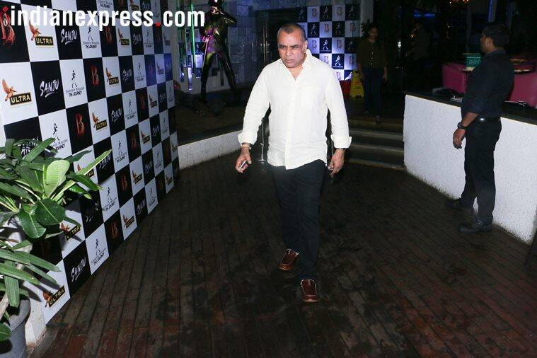 paresh rawal at sanju success party