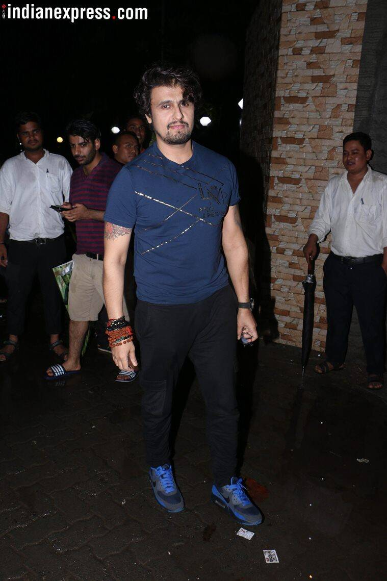 sonu nigam photos