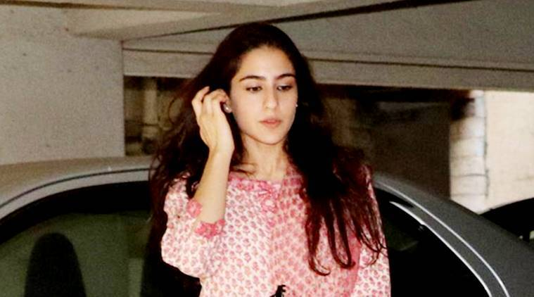 sara ali khan, sara ali khan fashion, sara ali khan kedarnath, sara ali khan pictures, sara ali khan latest photos, sara ali khan updates, celeb fashion, bollywood fashion, indian express, indian express news