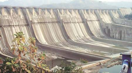 Gujarat | Sardar Sarovar Dam's live storage capacity is one pc, says official