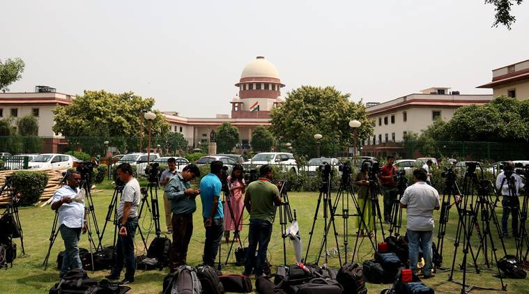Supreme court begins hearing on Section 377 that criminalises homosexuality