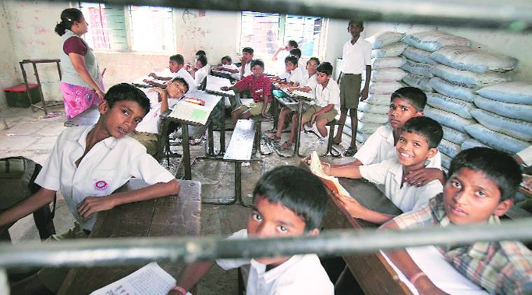 schools, schools bad condition, dilapidated schools, schools condition, HRD Ministry