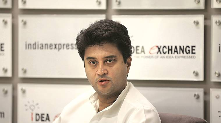 Congress still in driver's seat in MP; in touch with parties for 'possible alliance': Jyotiraditya Scindia