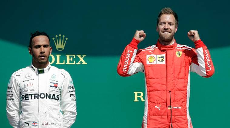F1 Raceweek: Leader Vettel heads home