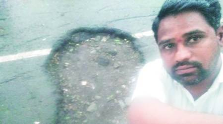 Pune: Day after announcing Rs 100 for 'selfie with potholes', Pimpri NCP receives 1000pictures