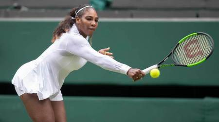 Wimbledon 2018: Williams sisters happy as women given centre stage