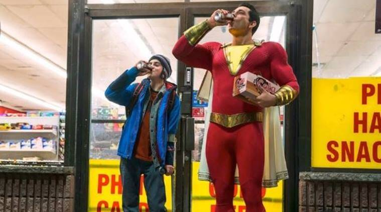 Shazam! first look images