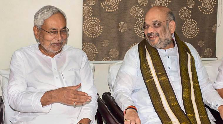 Nitish Kumar: Seat-sharing to be finalised in a month